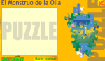 puzzle del monstruo