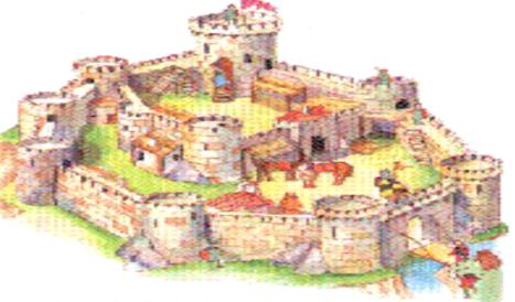imagen de castillo